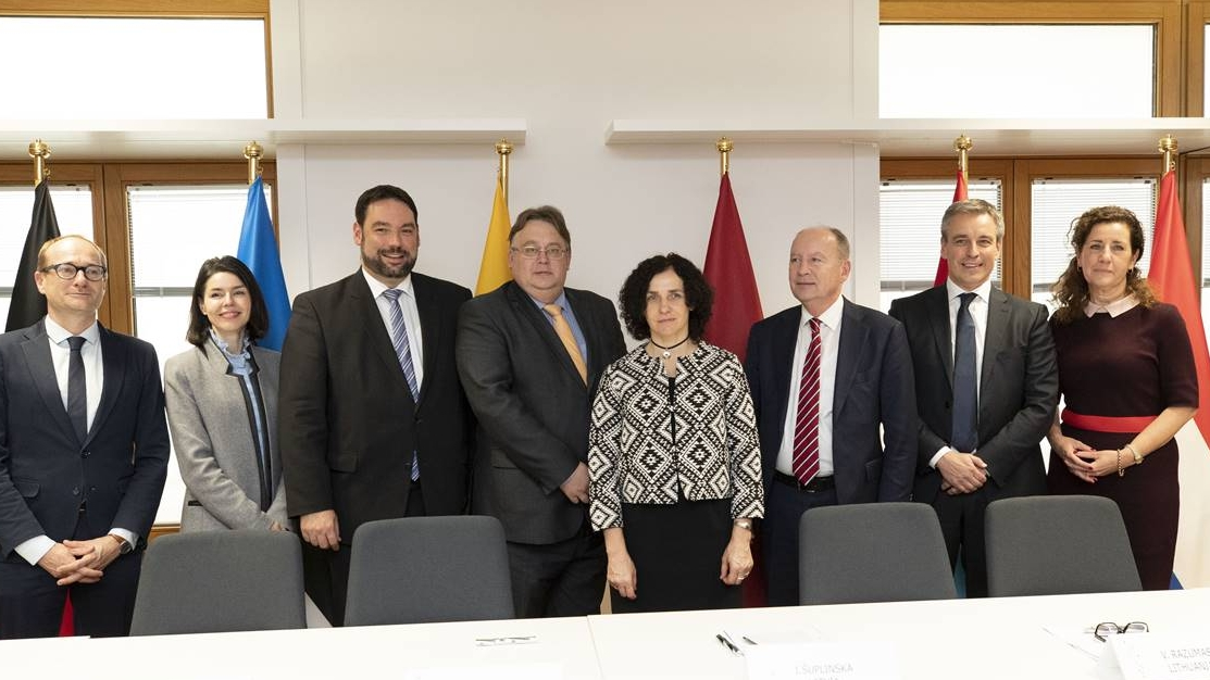Ministers  for Eduction  of Benelux and the Baltic States